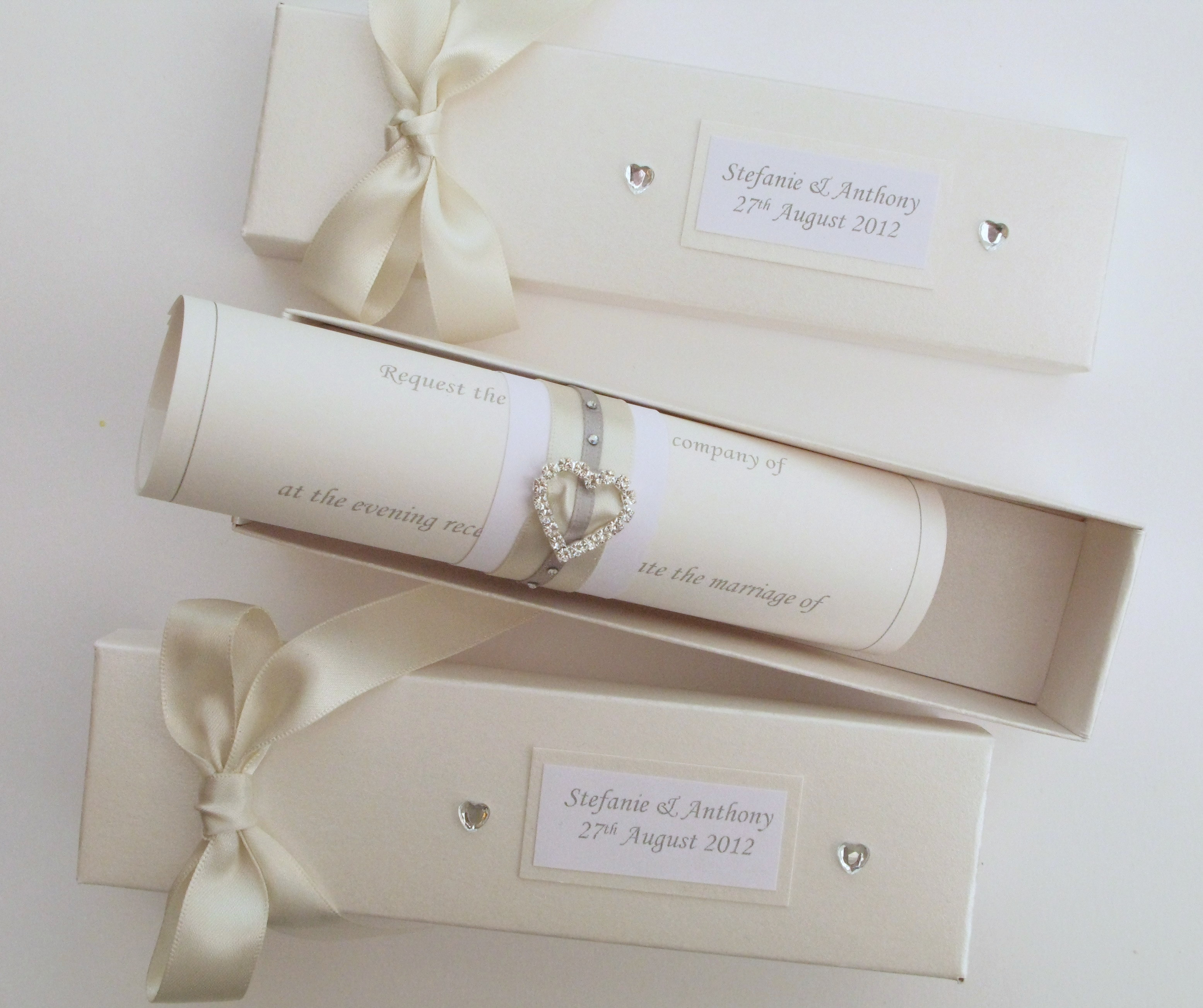 Making Your Wedding Invitations Stand Out